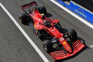 Sainz explica por qué no tendrá el nuevo motor en el GP de Rusia