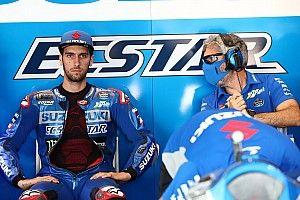"""Rins: """"Saliendo 20º no estoy en condiciones de presionar a Suzuki"""""""
