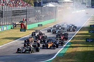 Así fue la carrera principal del GP de Italia de la F1 2021