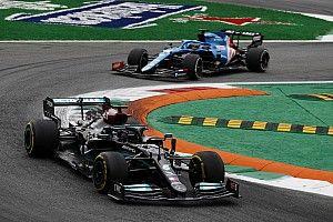 Así fue la batalla por la 'no pole' del GP de Italia de F1