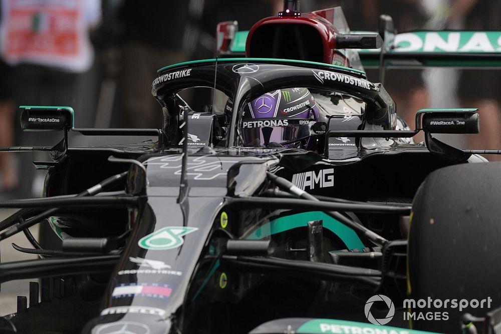 """Hamilton: """"McLaren sottovalutate, Max può vincere facilmente"""""""