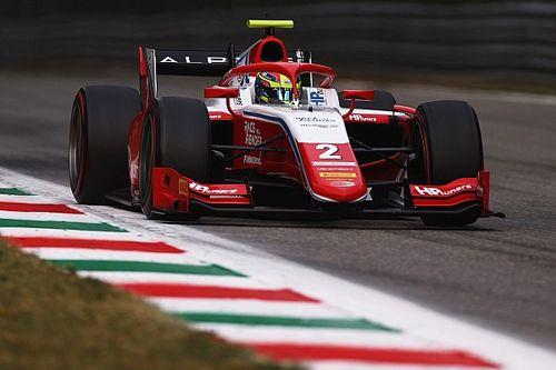 F2 Monza: Piastri edges Daruvala to feature race pole