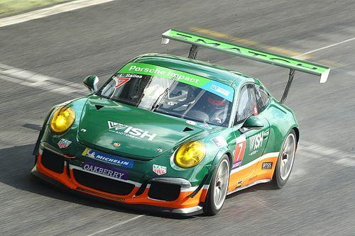 Porsche Cup: Salles lidera treino livre da GT3 Cup em Curitiba