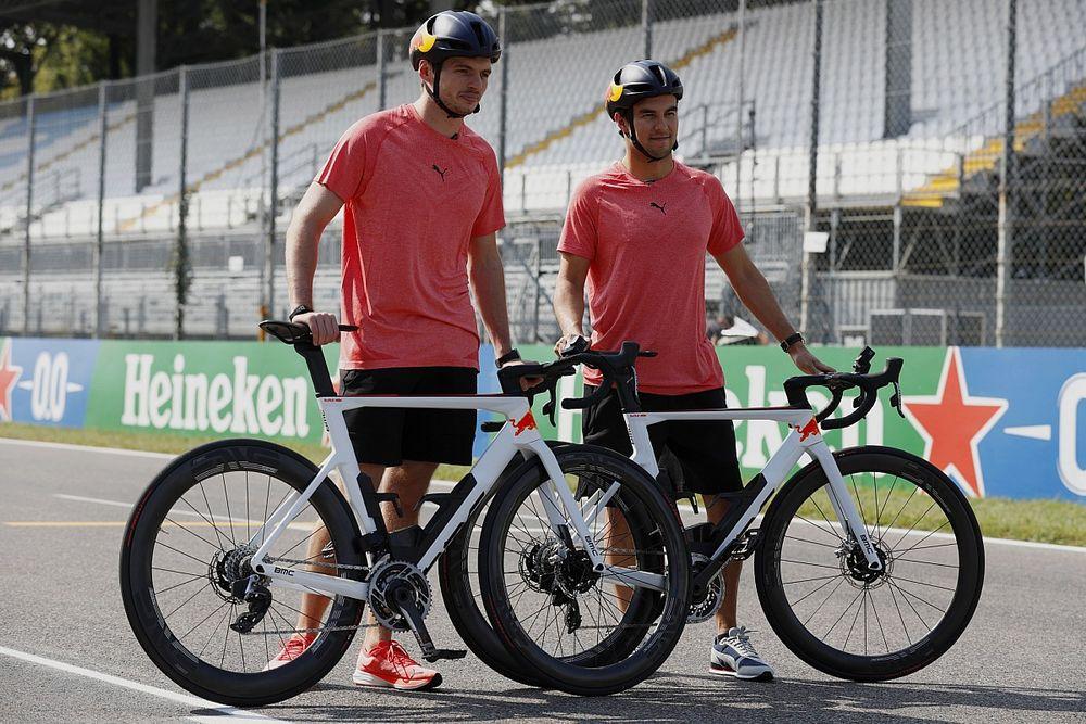 """Perez: """"Monza pisti sürüş tarzıma uyuyor"""""""