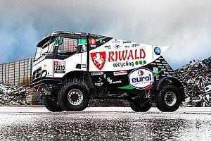 Hybryda na Dakar