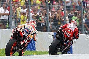 Marquez feared last-corner crash due to stuck brake guard