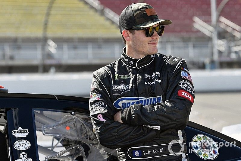 StarCom Racing adds driver Quin Houff for 2020-21 Cup season