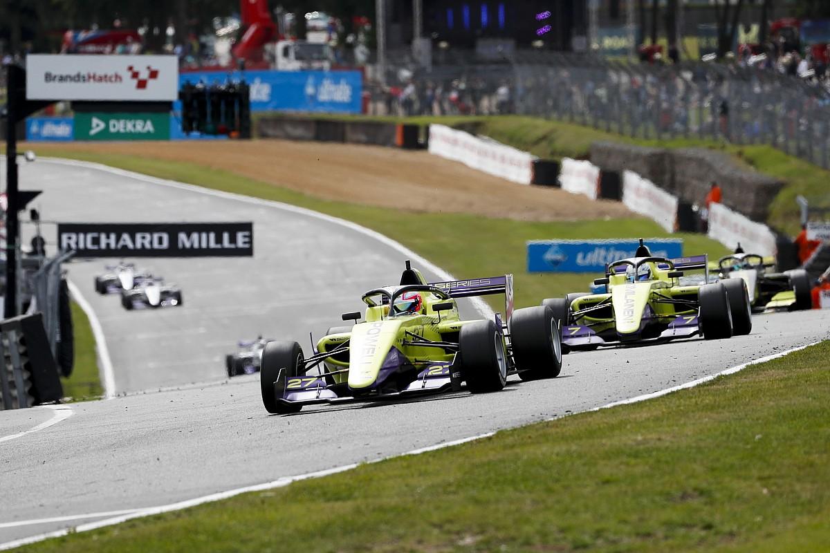 W系列赛将在2021年加入8个F1周末,汉密尔顿表示力挺