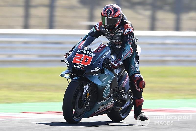 MotoGP, Misano, Libere 3: Quartararo si riprende la vetta