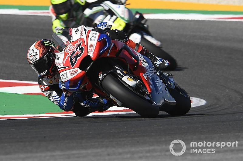Misano MotoGP qualifying as it happened