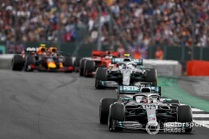 Will F1 have a three-way fight to the end of 2019?