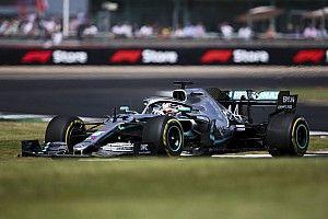 Mercedes перед стартом посчитал схему с одним пит-стопом «слишком медленной». В итоге она принесла Хэмилтону победу