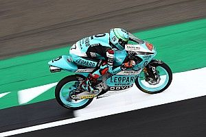 Avustralya Moto3: Pole Ramirez'in, Can 16. oldu