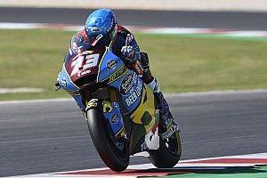 Alex Márquez aparece en el momento justo para llevarse la pole en Aragón