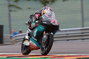 Moto3 Jerman: Sasaki sabet pole perdana