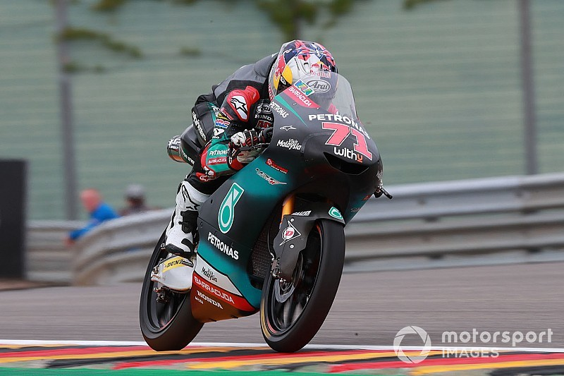 Moto3 Sachsenring: Sasaki verrast met eerste pole-position
