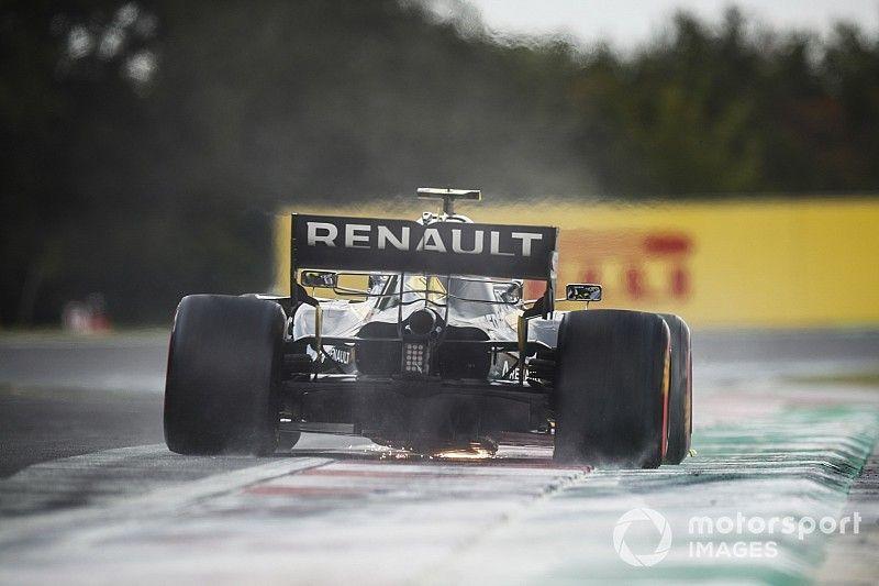 Verstappen se cachondea de los 1.000 CV de Renault