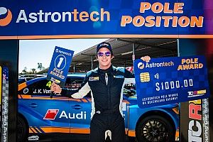 Ipswich TCR: Vernay grabs debut pole by 0.006s