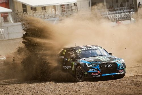 Canada World RX: Bakkerud scores first win of the season