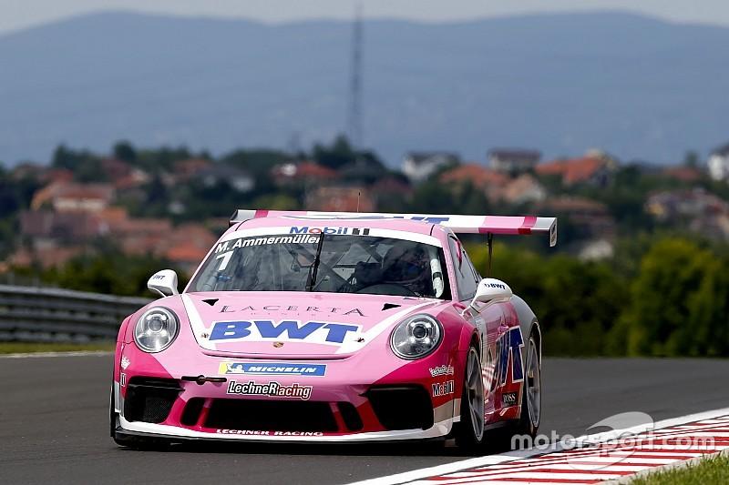 Porsche Mobil 1 Supercup Belçika: Antrenmanlarda Berkay 4., Ayhancan 6. oldu!
