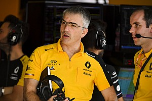 Technical director Chester leaves Renault F1 team