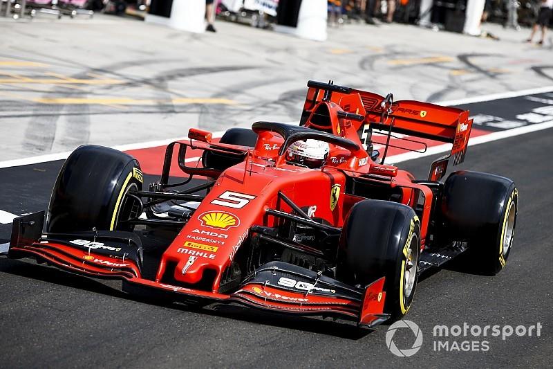 Феттель: Ferrari бы обменяла преимущество на прямых на скорость в поворотах