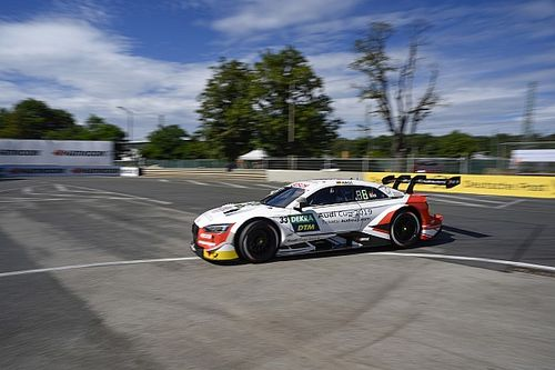 Norisring DTM: Rast follows up win with Race 2 pole