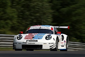 Lime Rock IMSA: Tandy leads for Porsche, Acura tops GTD