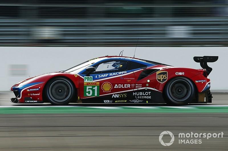 Ferrari не смогла выиграть гонку WEC из-за ошибочного штрафа