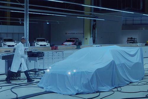 Hyundai svelerà a Francoforte la propria arma per l'ETCR