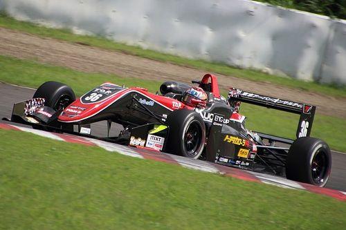 全日本F3 第13戦決勝|スタートから逃げ切った宮田莉朋が今季4勝目