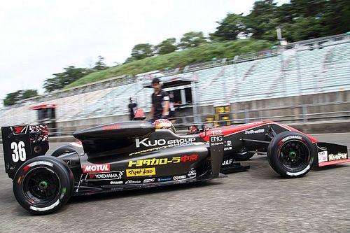 全日本F3 SUGO予選|宮田莉朋が5戦連続ポールポジションを獲得