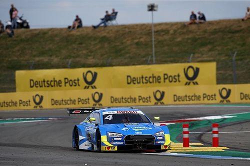 """Frijns kent goede DTM-vrijdag in Assen: """"Audi staat er goed voor"""""""