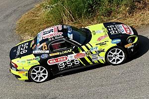 Nucita w Rallye du Var