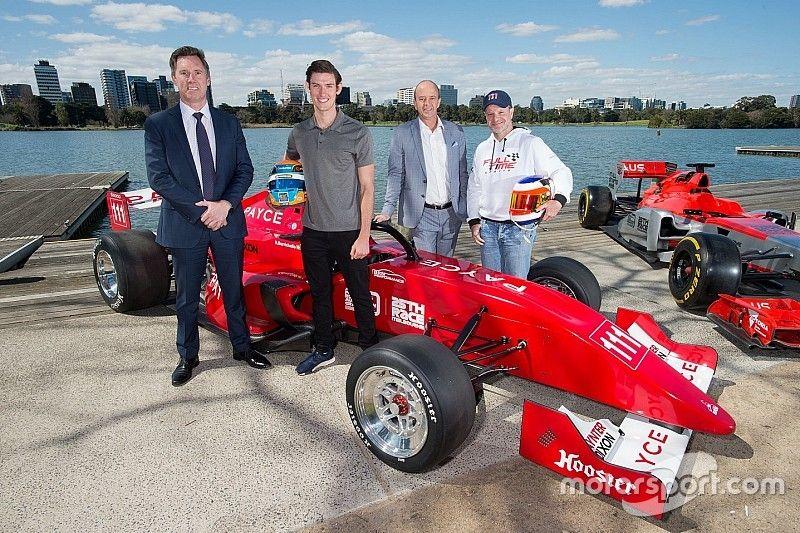 S5000 to race at 2020 Australian Grand Prix