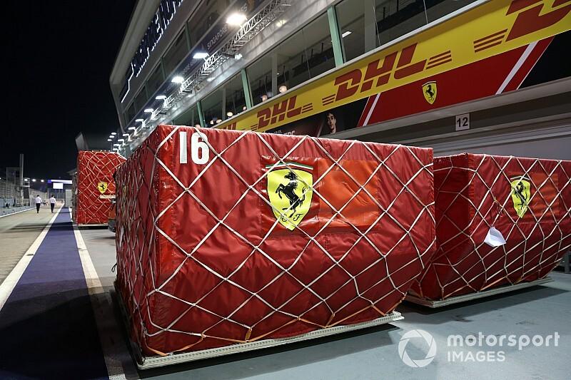 Megérkeztek az első F1-es képek Szingapúrból