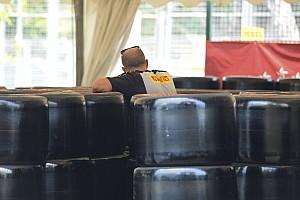Dobór opon na GP Meksyku