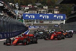 """Vettel: """"Yarış tempomuz ilk kez Mercedes'ten iyiydi"""""""