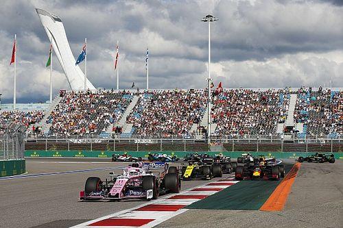 Perfekcyjny wyścig Pereza