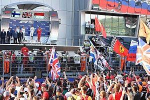 GALERÍA: Todos los ganadores del GP de Rusia desde 2014