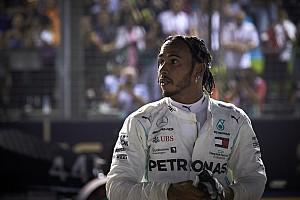 """Hamilton: """"Sapevamo del rischio undercut e ci siamo cascati..."""""""