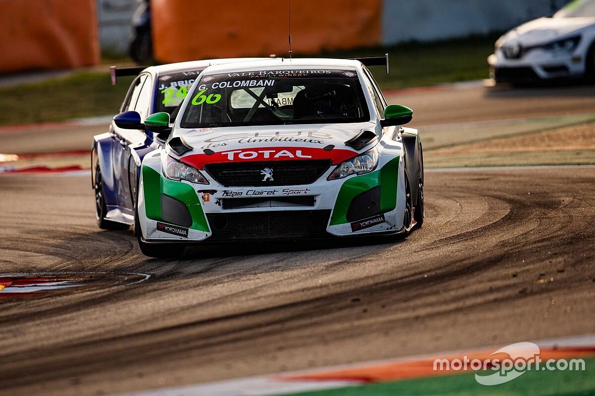 TCR Europe: Clairet Sport conferma anche la Peugeot di Colombani