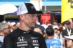 "Button will ""definitely"" return to Le Mans, eyes LMP2"
