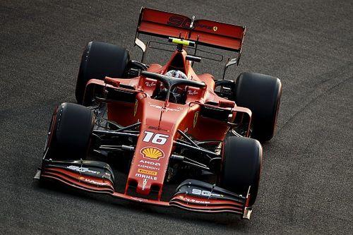 Leclerc se impone en la última práctica de Singapur