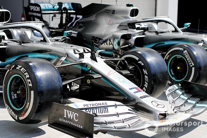 Mercedes wierny Formule 1