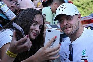 «Сцепления больше, и баланс лучше». Боттасу понравилось поведение Mercedes на мокром асфальте в Венгрии