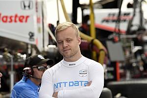 """Rosenqvist: """"Sadece yarış kazanabilirsem F1'e geçerim"""""""