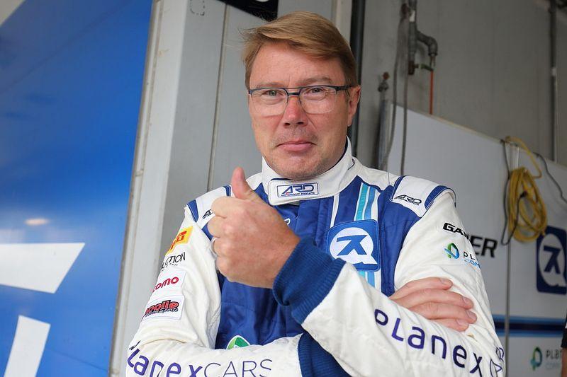 Hakkinen será compañero de Bottas en la Race of Champions