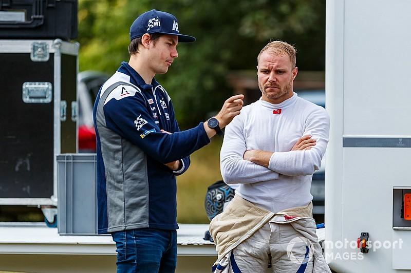 Bottas testował Fiestę WRC