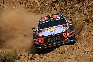WRC, Rally Turchia, PS6: Neuville torna in gioco. Tanak fora!